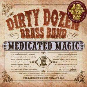 Dirty Dozen Brass Band 'Medicated Magic'