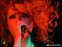 Goldfrapp - Union Chapel (friends and family)